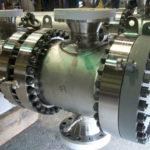 High pressure High Nickel Shell & Tube Exchangers