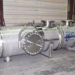 Stainless Steel/Titanium Shell & Tube Heat exchanger