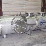 Stainless Steel/Titanium Shell & Tube Heat exchanger