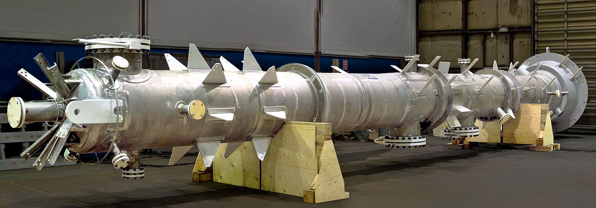 titanium tower by Ellett Industries