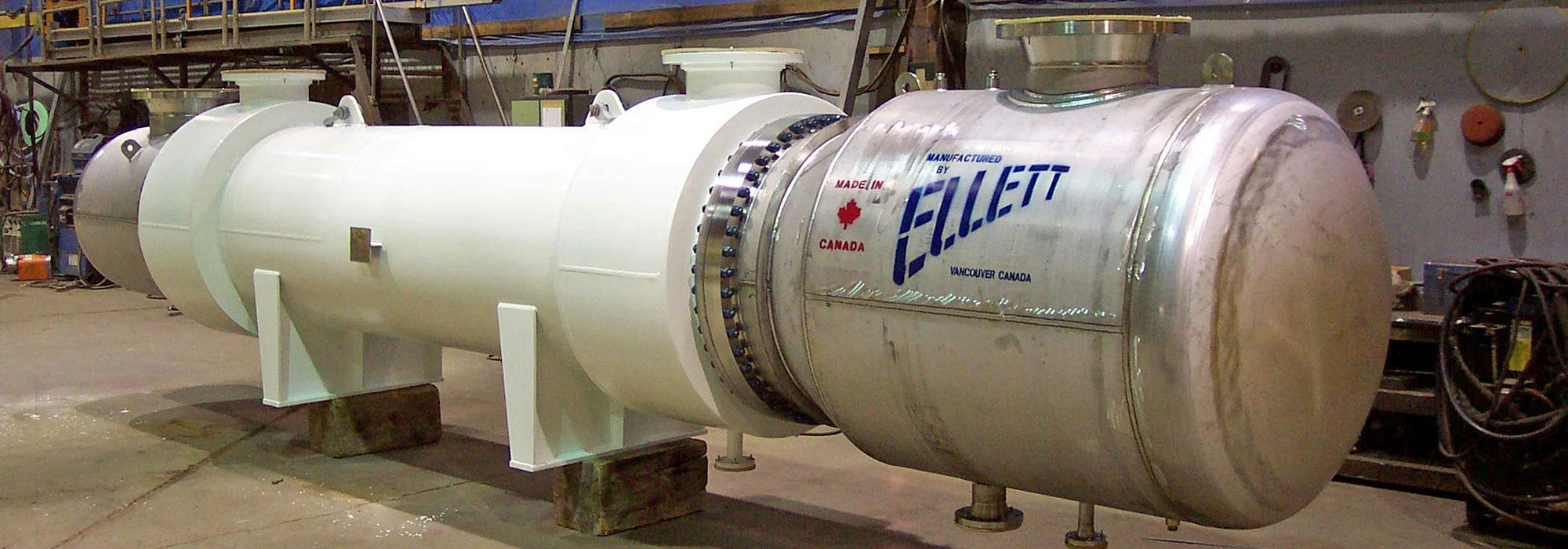 acid concentrator by Ellett Industries